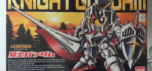 SD BB Senshi Knight Gundam