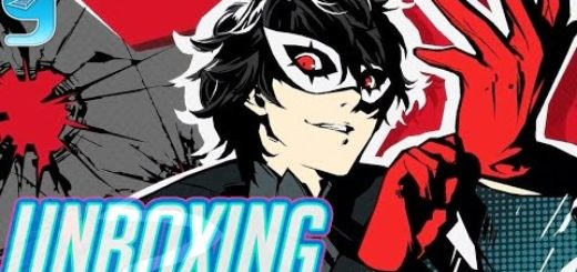 Persona 5 Take Your Heart Edition Unboxing
